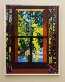 Vincent Bioulès - Le mois d'août, 2015 - Chemins de traverse au Musée Fabre