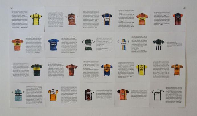 gethan&myles - peloton... -Besoin de vélo à la Cartine - Photo En revenant de l'expo !