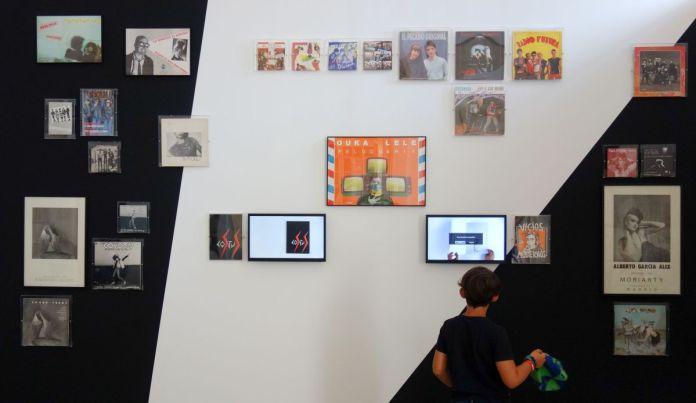 Affiches et pochettes de disques - La Movida – Rencontres Arles 2019 - Salle 1