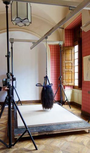 Fabienne Verdier - Atelier nomade au musée du Pavillon de Vendôme - Aix 03