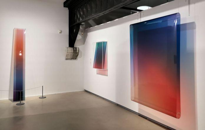 Troika - Segment of a sunrise, Double image et Borrowed Light, 2018 - Sur Terre - Image, technologies & monde naturel - Rencontres Arles 2019