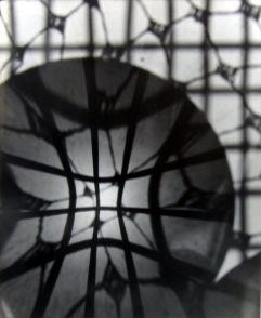 Arthur Siegel Photogram c. 1955 Tirage sur papier aux sels d'argent