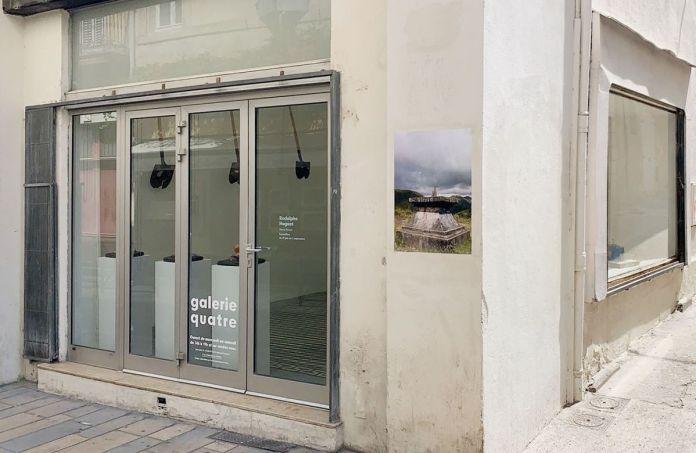 Rodolphe Huguet - Stone Power à la galerie quatre - Arles - Photo Rodolphe Huguet