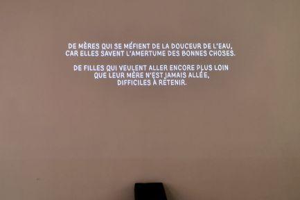 Shirley Bruno -Tezen, film, 2016 - Up in the Clouds, Qui Dit Bleu - Triangle France - Astérides
