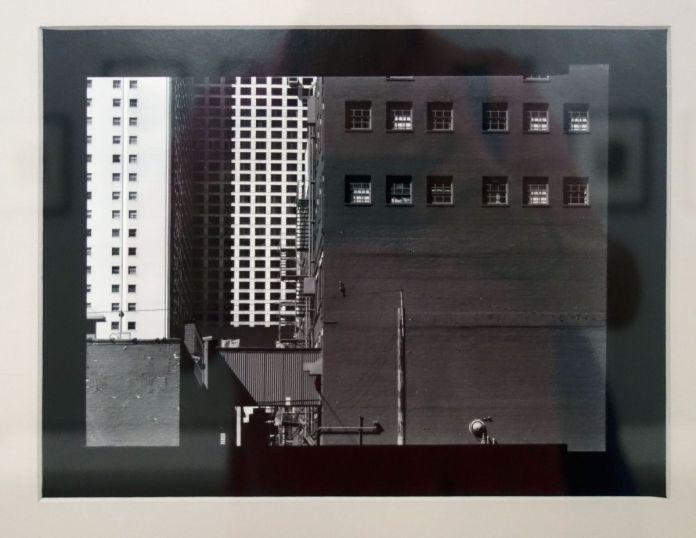 "We were Five - Musée Réattu Arles - Barbara Crane, Chicago Loop, 1976-77. Photo ""En revenant de l'expo !"""