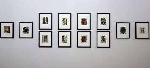 """We were Five - Musée Réattu Arles - Barbara Crane, Polacolors, 1979-80. Photo """"En revenant de l'expo !"""""""