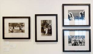 """We were Five - Musée Réattu Arles - Joseph Sterling, The Teen-Ager. Photo """"En revenant de l'expo !"""""""