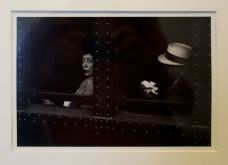 "We were Five - Musée Réattu Arles - Ray K. Metzker, My camera and I in the loop. Photo ""En revenant de l'expo !"""