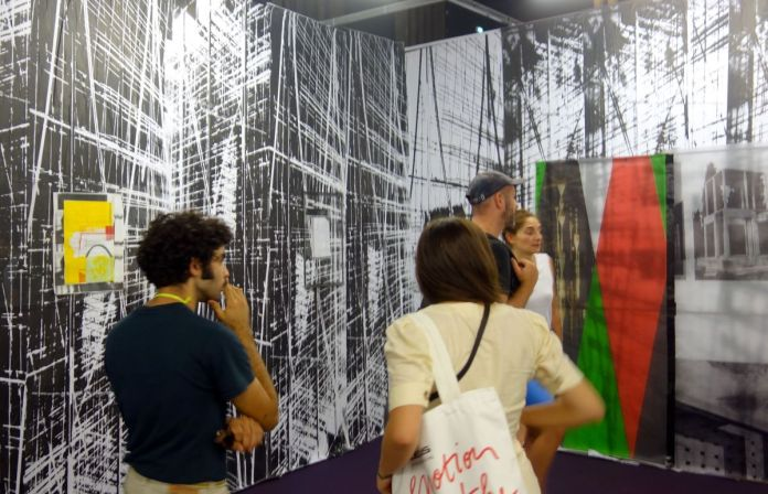 Art-o-Rama 2019 - Show room - Basile Ghosn
