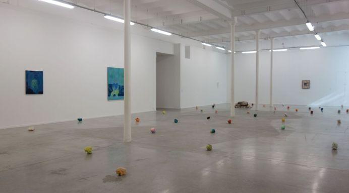 BOOM Jeune Création au MOCO La Panacée - vue de l'exposition