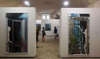 Baptiste Rabichon - «En ville» au Cloître Saint-Trophime, Rencontres d'Arles 2018 - Photo En revenant de l'expo !