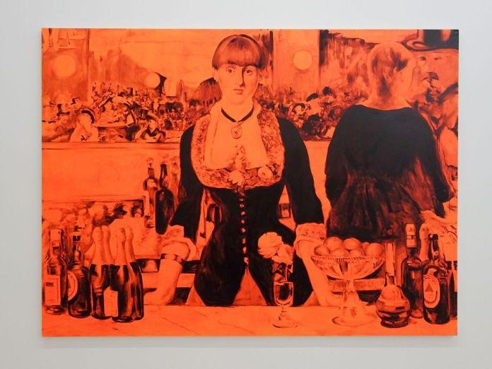 Frederic Clavère -Manet, 2008 - BOOM au MOCO La Panacée