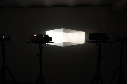 Paul Destieu - Light Cube, 2010 - Exposition Art-cade Galerie des grands bains douches, Marseille - Photos Luce Moreau