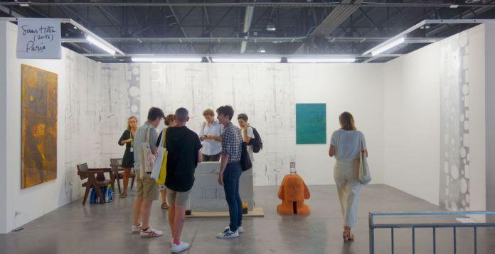 Sans titre (2016) - Basile Ghosn, Katharina Schmidt, Hamish Pearch - Art-o-rama 2019