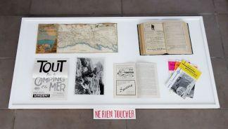 gethan&myles Lines / the distance between us au Stodio Fotokino - Marseille - Archives des Excursionnistes Marseillais