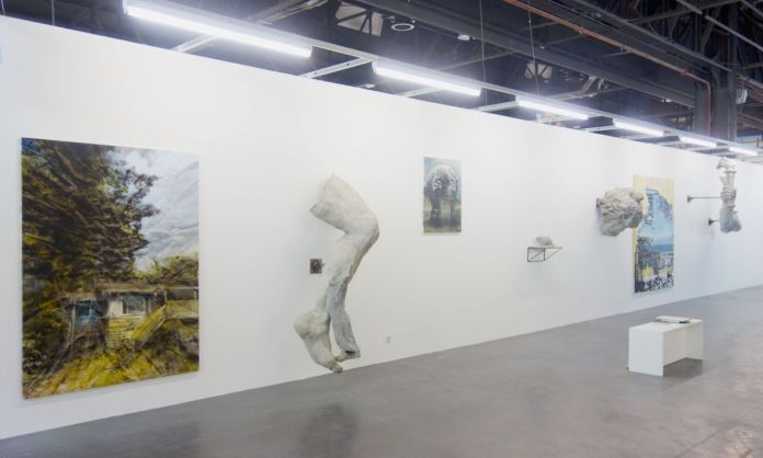 the Pill (Istanbul) - Eva Nielsen, Ugo Schiavi - Art-o-rama 2019