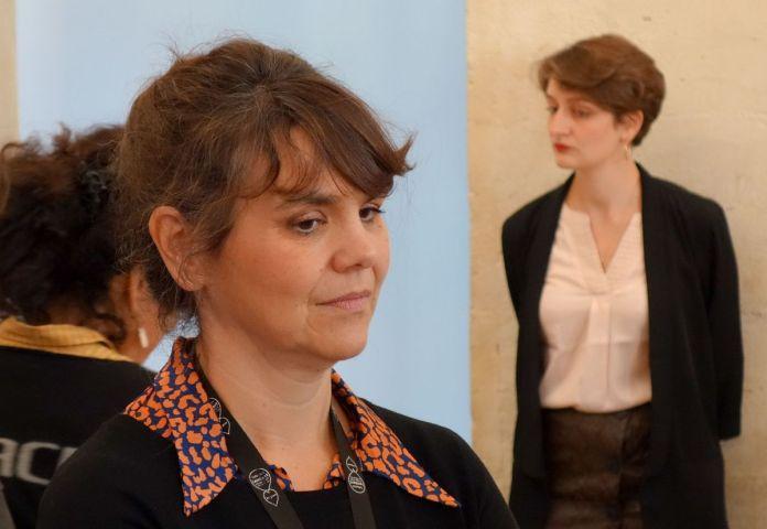 Cécile Debray - Commissaire de l'exposition La fin des Forêts - Imaginaires écologiques Herbiers - Viva Villa 2019 - Collection Lambert