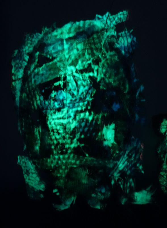 Estrid Lutz - Wave Decomposition et Dimorphism Parade, 2019 - Body of Tears - MOCO Panacée - Montpellier