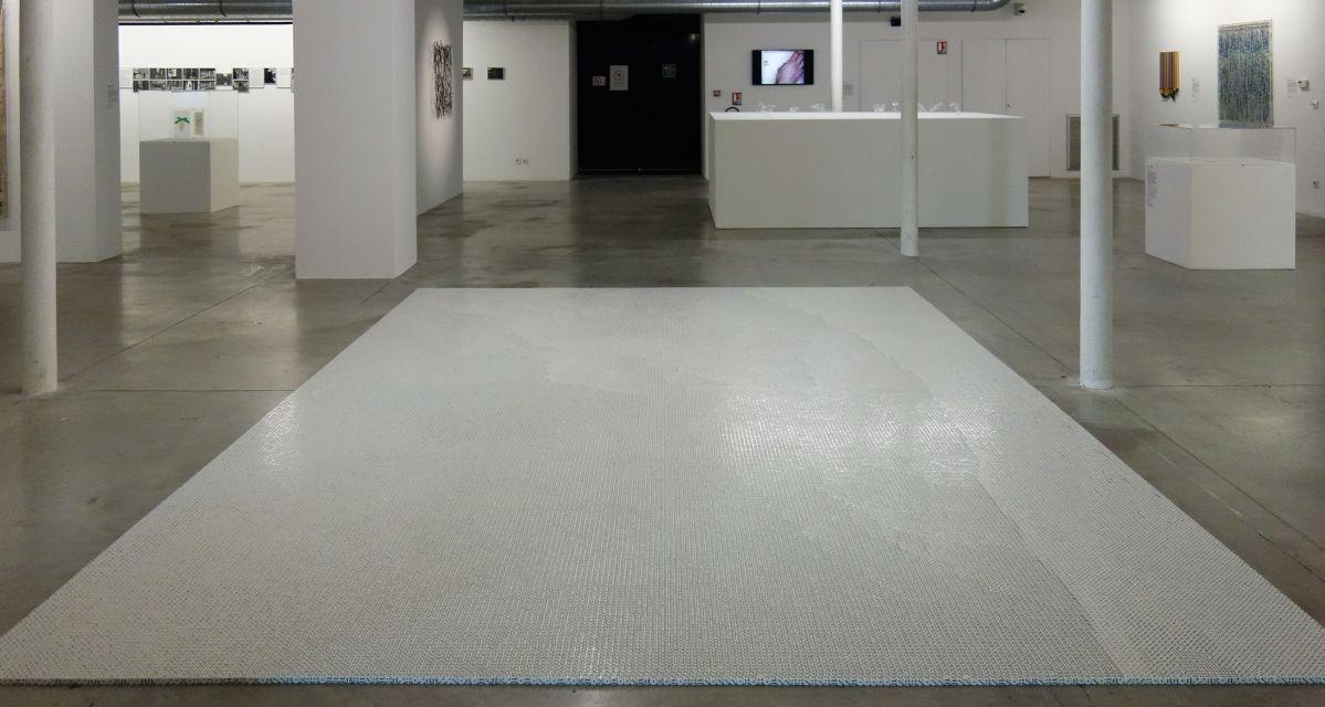 Evariste Richer - Avalanche, 2012 - Par hasard à la Friche la Belle de Mai - Marseille - Vue de l'exposition 01