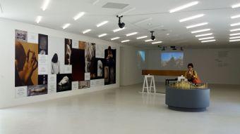 La fin des Forêts - Viva Villa 2019 - Collection Lambert - vue de l'exposition - Photo En revenant de l'expo !