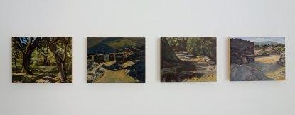Marine Delouvrier - Pueblos de Piedra Negro, 2018-2019 - Viva Villa 2019 - Collection Lambert