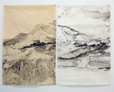 Martine Rey - Paysages coïncidences, 2018 - Viva Villa 2019 - Collection Lambert