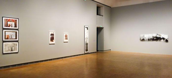 VALIE EXPORT – Expanded Arts au Pavillon Populaire, Montpellier - vue de l'exposition