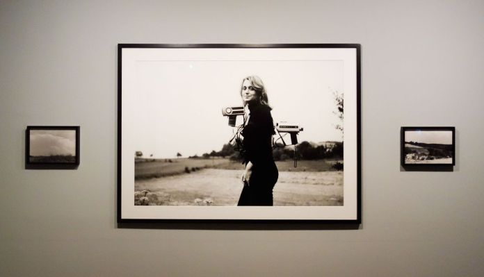 VALIE EXPORT - Adjungierte Dislokationen, 1973- Expanded Arts au Pavillon Populaire Montpellier
