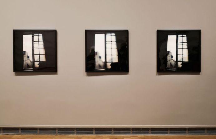 VALIE EXPORT - Der Blick I,II,III (Grünangergasse), 1972- Expanded Arts au Pavillon Populaire Montpellier