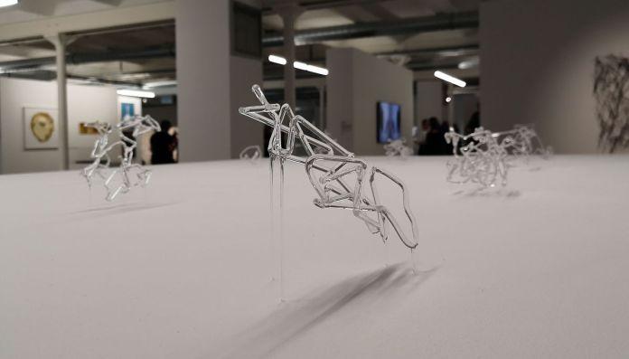 Anne-Valérie Gasc - L'Original transparent, 2018 - Par hasard à la Friche la Belle de Mai - Marseille - Vue de l'exposition