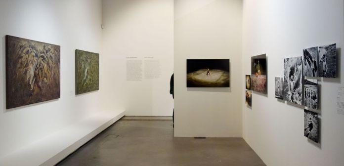 Kharmohra - L'Afghanistan au risque de l'art au Mucem - vue de l'exposition