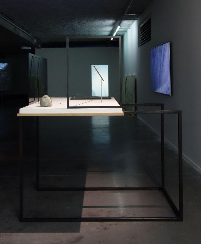 La mesure du monde au MRAC à Sérignan - Vue de l'exposition