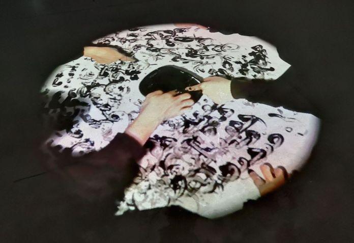Mozhgan Erfani – Inextricable, 2008 - Les Instants Vidéo à la Friche