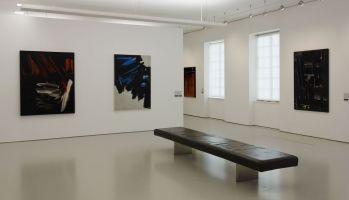 Pierre Soulages - Musée Fabre - Salle 46b