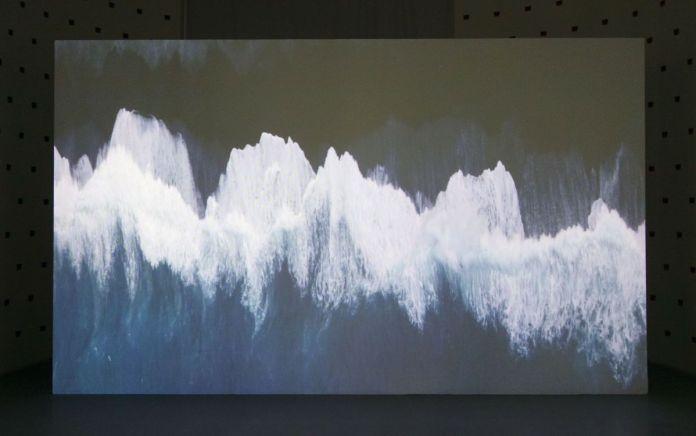 Ange Leccia - La Mer, 2014 - Collectionner au XXIe siècle - De leur temps (6) à la Collection Lambert