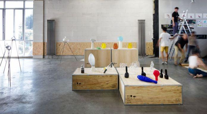 Ateliers portes ouvertes Triangle Astérides © Sébastien Normand