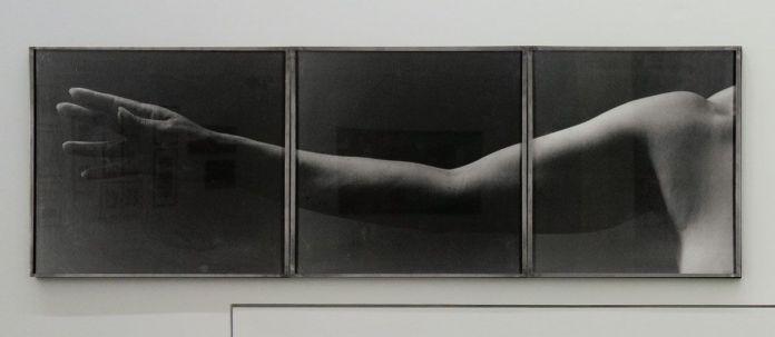Balthasar Burkhard - Le bras, 1993 - Photographie et documents, 1983-2018 au Frac Paca