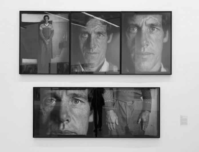 Marc Pataut - Portrait de Yannick Venot, Compagnon d'Emmaüs, Scherwiller 1993, janvier 1995 - Photographie et documents, 1983-2018 au Frac Paca