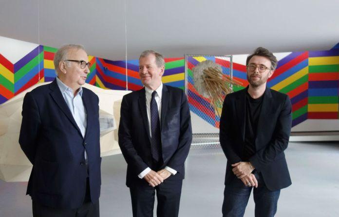 Michel Poitevin, Alain Lombrat et Stéphane Ibars - Collectionner au XXIe siècle - De leur temps (6) à la Collection Lambert