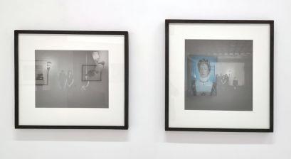 Patrick Faigenbaum - Famille Lepri n°1 et 2, 1987 - Pouvoir(s) au Centre Photographique Marseille
