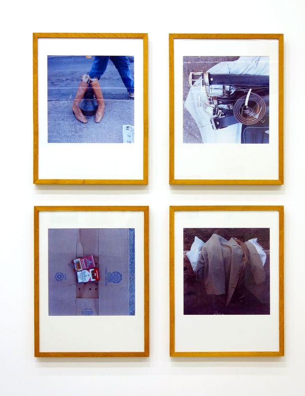 Vincent Bonnet - La peau - Empire - Marlboro - Legend - Boy USA, 2006 - Photographie et documents, 1983-2018 au Frac Paca