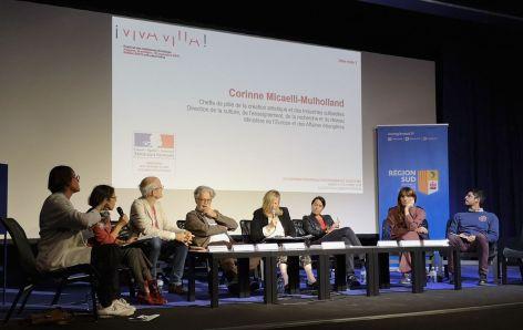 Viva Villa - Collection Lambert - Journée régionale des résidences d'artistes #3
