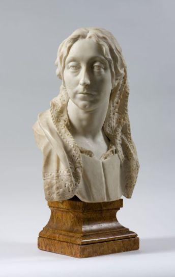 Christophe Veyrier , Buste de Catherine d'Ortholan (1634-1687), 1684