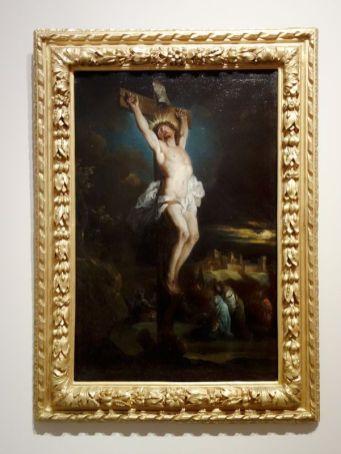 Hyacinthe Rigaud - Le Christe expiant sur la croix, 1695