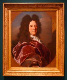 Hyacinthe Rigaud - Portrait d'Antoine Ranc, 1696
