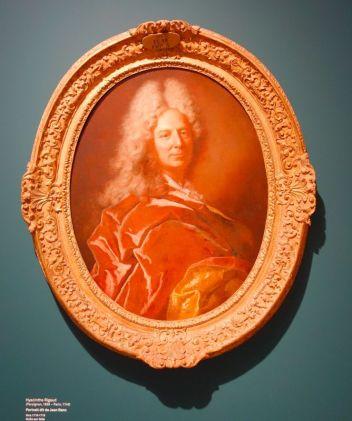 Hyacinthe Rigaud - Portrait dit de Jean Ranc, Vers 1710-1715