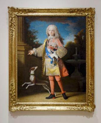 Jean Ranc - Portrait de l'infant Ferdinand, futur roi d'Espagne, Vers 1723