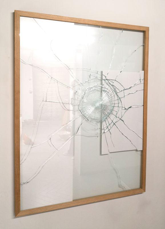 Mais il y a ce lieu, qui nous maintient – Mécènes du sud Montpellier-Sète - Vue de l'exposition - Gwendoline Samidoust, Sans titre, 2016