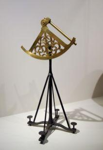 Michel Cadet - Quart de cercle mobile, 1730