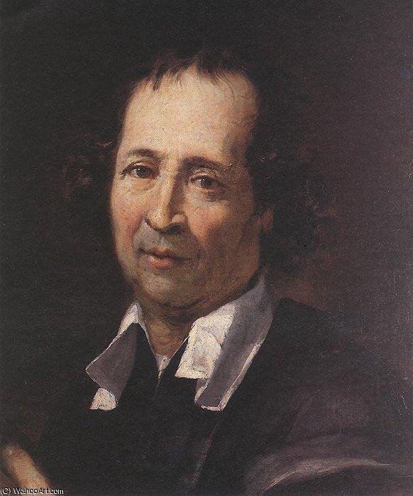 Pierre Puget, autoportrait, vers 1668-1669